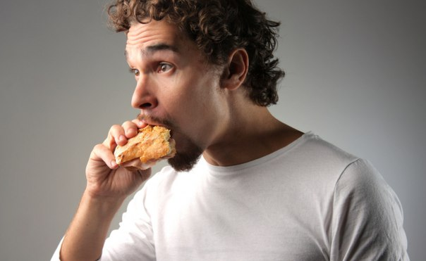 Правильное питание мужчин