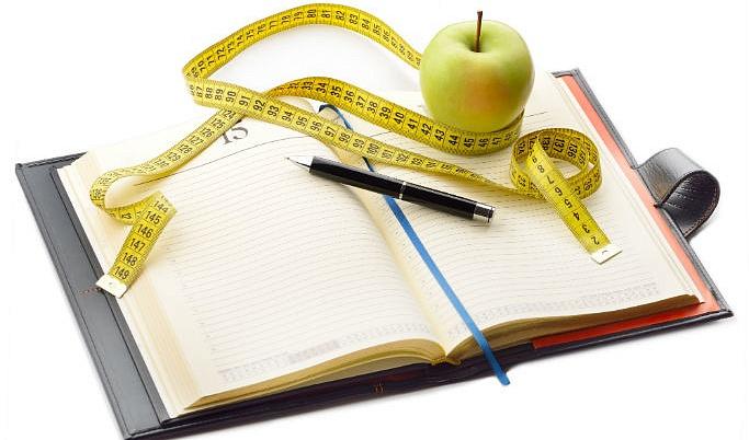 Как вести дневник питания?