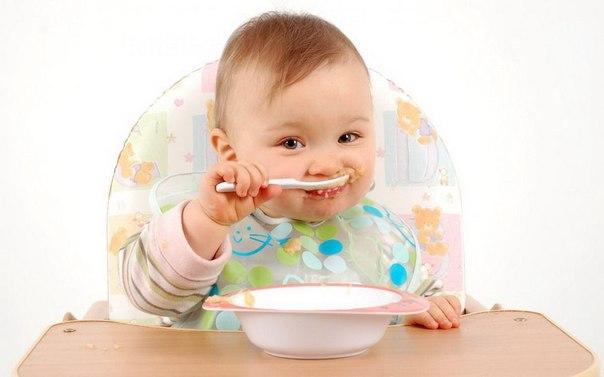 Питание ребенка. Советы педиатра.