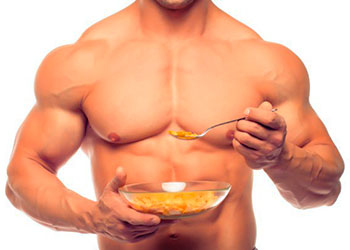 Особенности питания при наборе мышечной массы