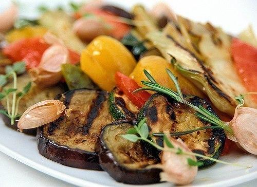 Печеные овощи - идеальный гарнир