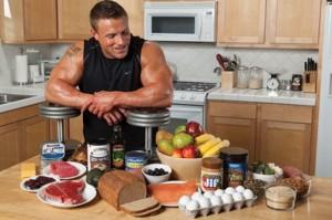 Составление спортивной диеты