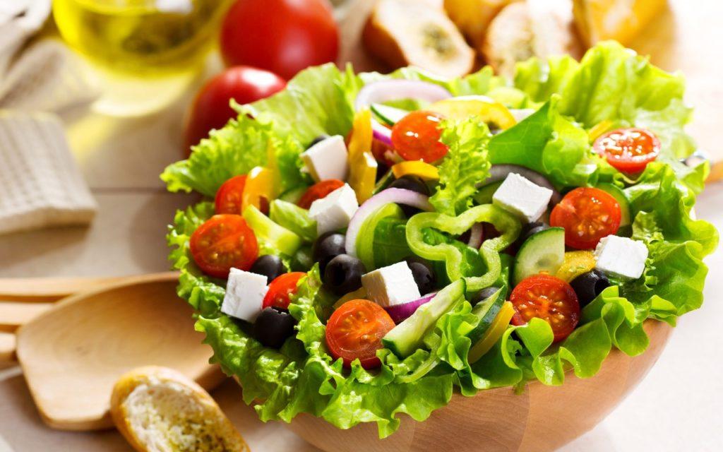 Конструктор идеальных салатов