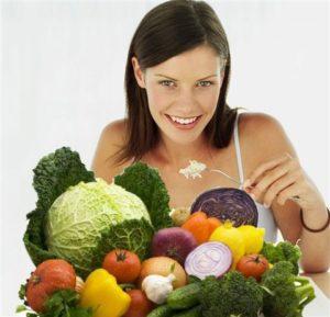 Нужно есть как можно больше овощей - миф