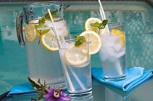 Напиток вода Сасси