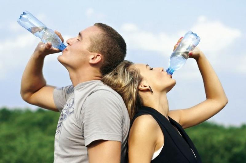 Вода как элемент здорового питания
