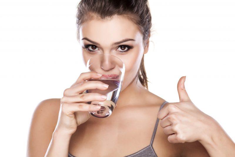 Вода на голодный желудок